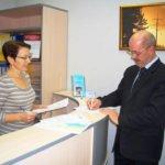 Открытие Центра обслуживания клиентов