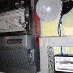 Услуга по передаче установленных застройщиком приборов учета электрической энергии гарантирующим поставщикам